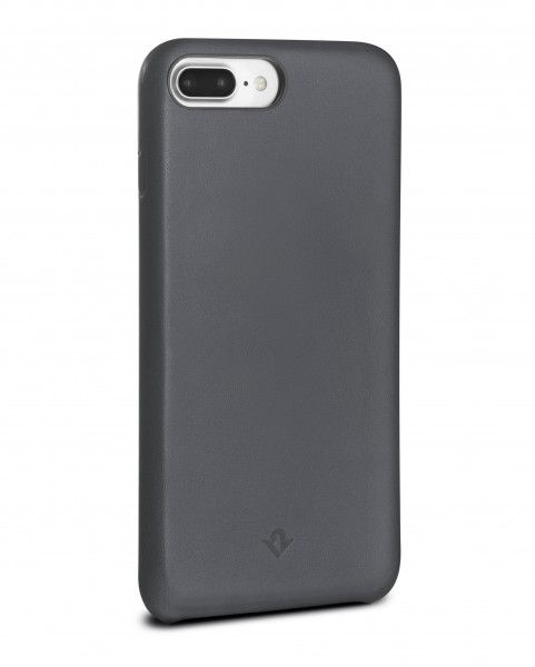 Twelve South Relaxed Leather Clip für Apple iPhone 6,6s,7,8 Plus - earl grey