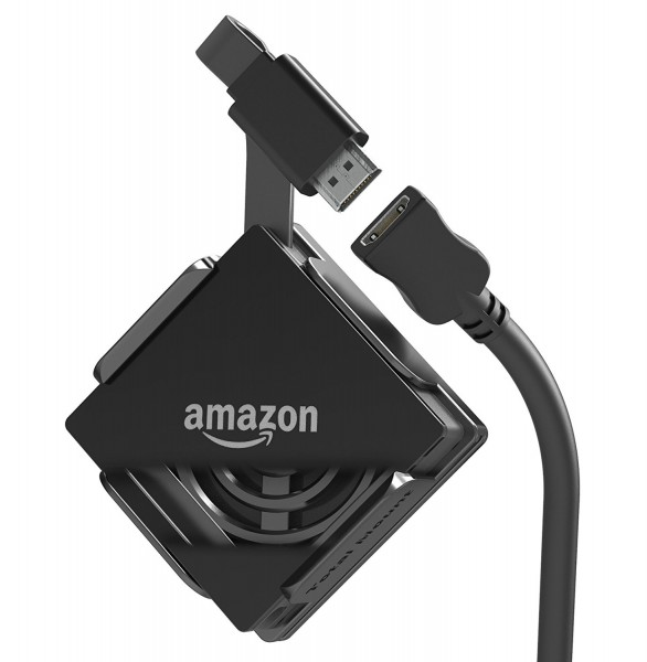 Innovelis TotalMount Mounting System für Amazon Fire TV