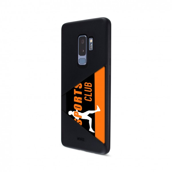 Artwizz TPU Card Case für Samsung Galaxy S9 Plus