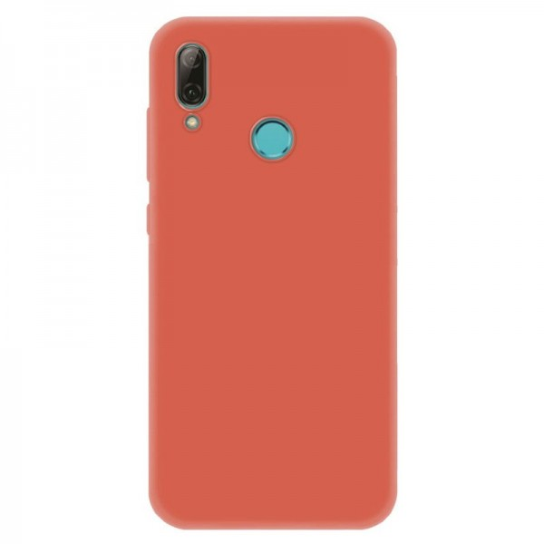 4-OK Slim Colors Schutz Hülle für Huawei P Smart (2019) - Orange