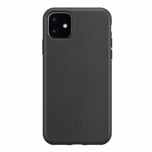 Woodcessories Bio Case für Apple iPhone 11 - Schwarz