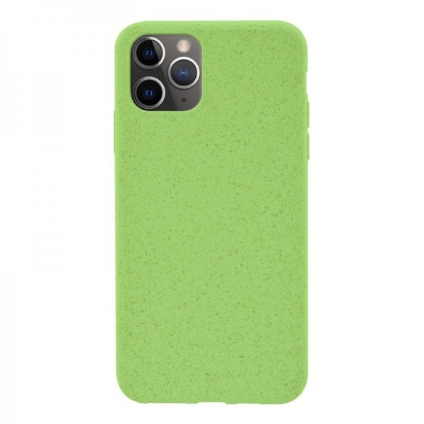 4-OK ECO Cover Biodegradable Hülle für Apple iPhone 11 Pro - Light Green (Grün)