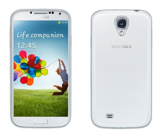 4-OK Protek für Samsung Galaxy S4 in Transparent