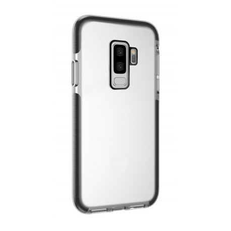 4-OK Impact Shock Cover für Samsung Galaxy S9+ - Transparent