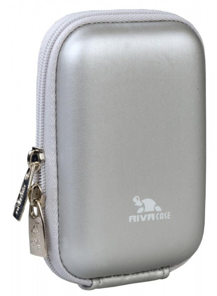 Riva 7022 PU Digital Case Silber