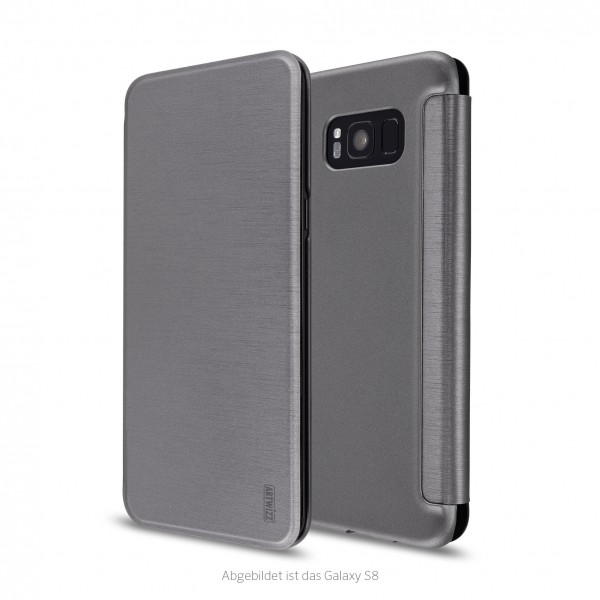 Artwizz SmartJacket für Samsung Galaxy S9 - Full-Titan
