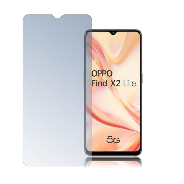 4smarts Second Glass 2.5D Displayschtz für Oppo Find X2 Lite