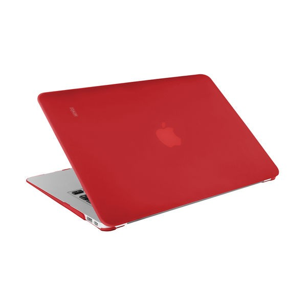 Artwizz Rubber Clip für Apple Macbook Air 11 - Rot