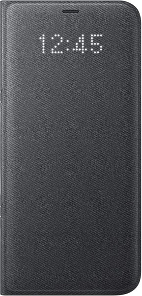 Samsung LED View Cover Etui für Galaxy S8 Plus - Schwarz