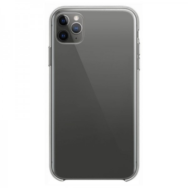 4-OK Ultra Slim 0.2 Case für Apple iPhone 11 Pro Max - Transparent