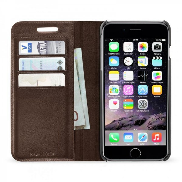 Artwizz Wallet für Apple iPhone 6 - Braun
