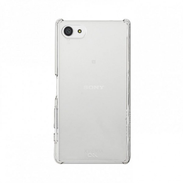 Case-Mate Barely There Case für Sony Xperia Z5 compact - Transparent