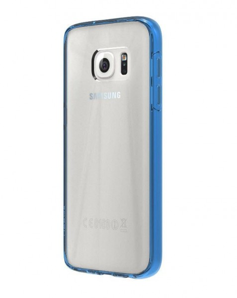 Skech Crystal Case für Samsung Galaxy S7 - Transparent/Blau