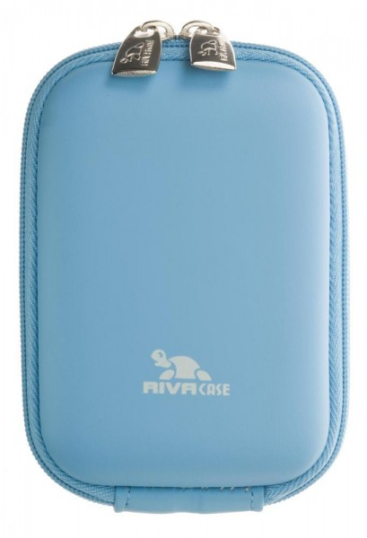 Riva 7022 PU Digital Case Hell Blau