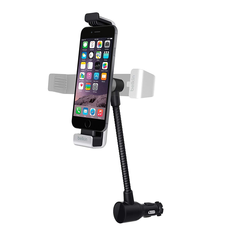 für iPad Belkin Micro KFZ Ladeadapter für USB Geräte mit 2,1A u.a iPhone oder