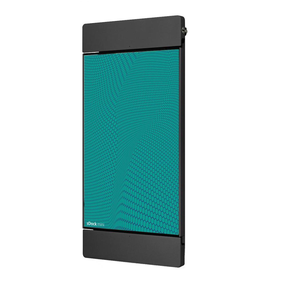 Smart things sdock mini wandhalterung fototorahmen schwarz - Wandhalterung fur tablet ...